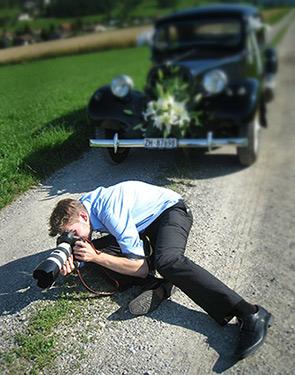 Hochzeitsfotograf Bern, Fotograf Hochzeit