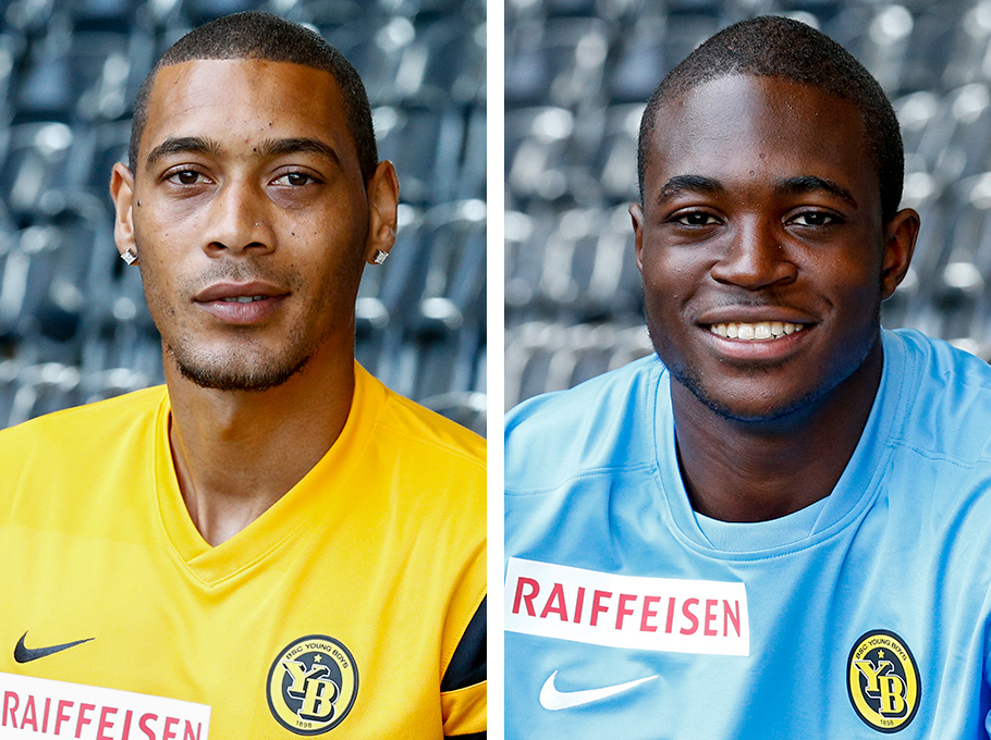 Portraitfotografie, Portrait, BSC Young Boys