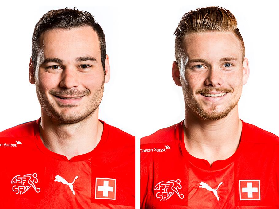 Portraits Futsal Nationalmannschaft