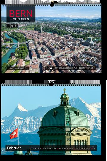 Bern-Kalender 2016
