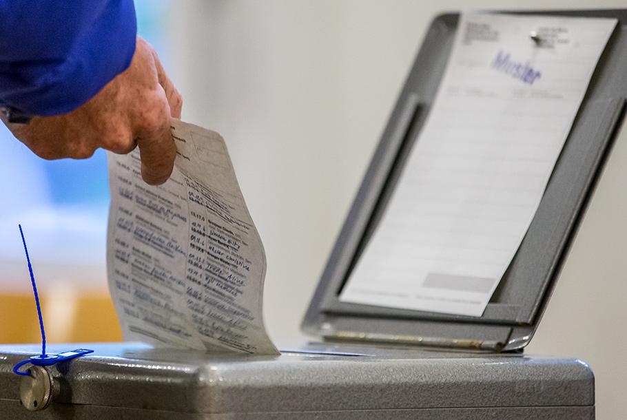 Fotograf Bern, Geschichte eines Wahlzettels