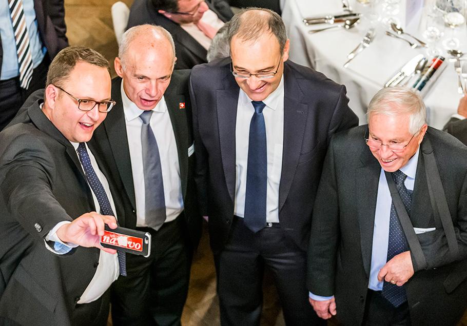 Bundesratswahlen 2015