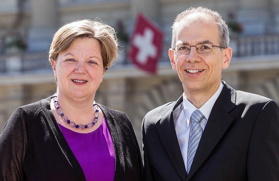 Isabelle Chassot, Daniel Büchel
