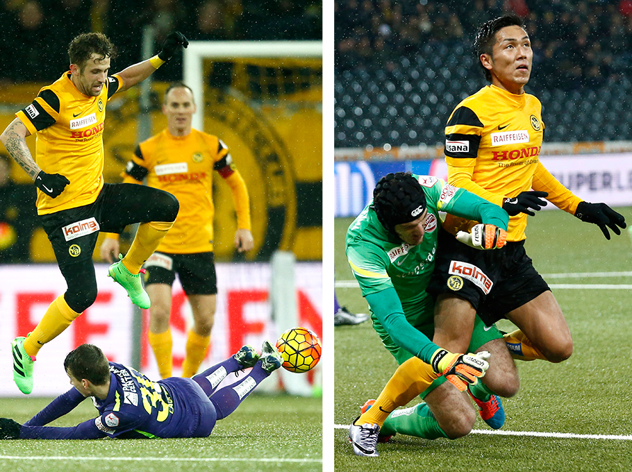 Fotograf Bern, BSC YB - FC Thun