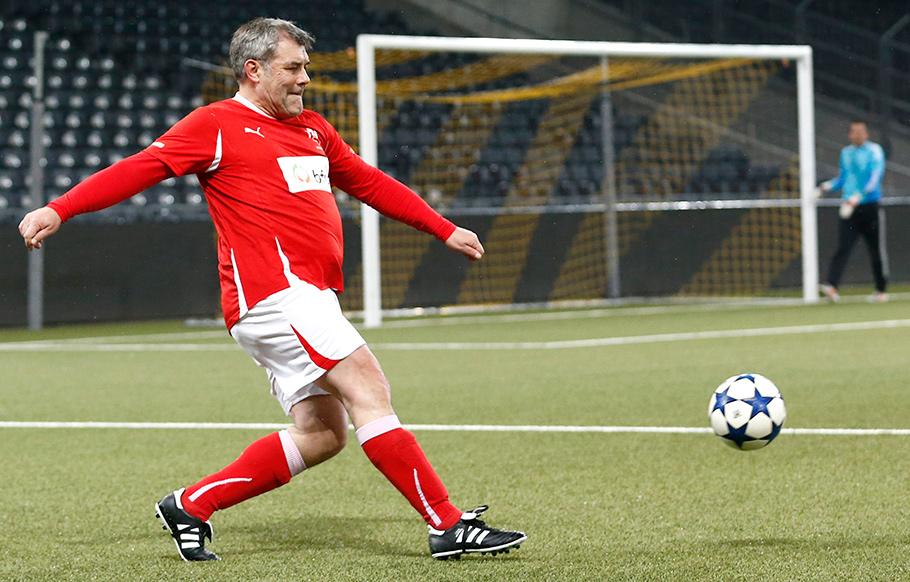 Fotograf Bern, FC Nationalrat - YB Oldstars