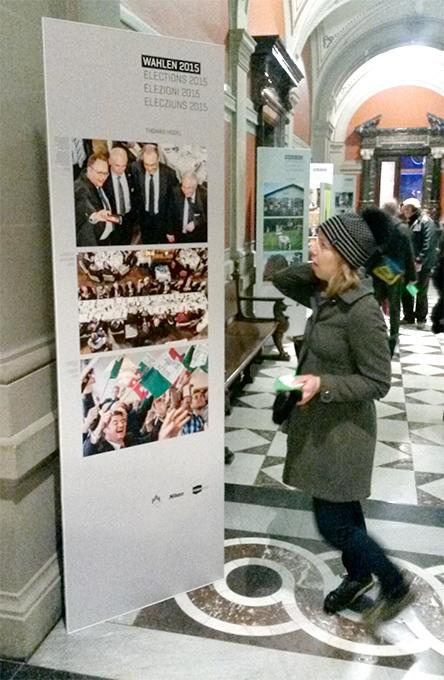 Ausstellung Bundeshaus
