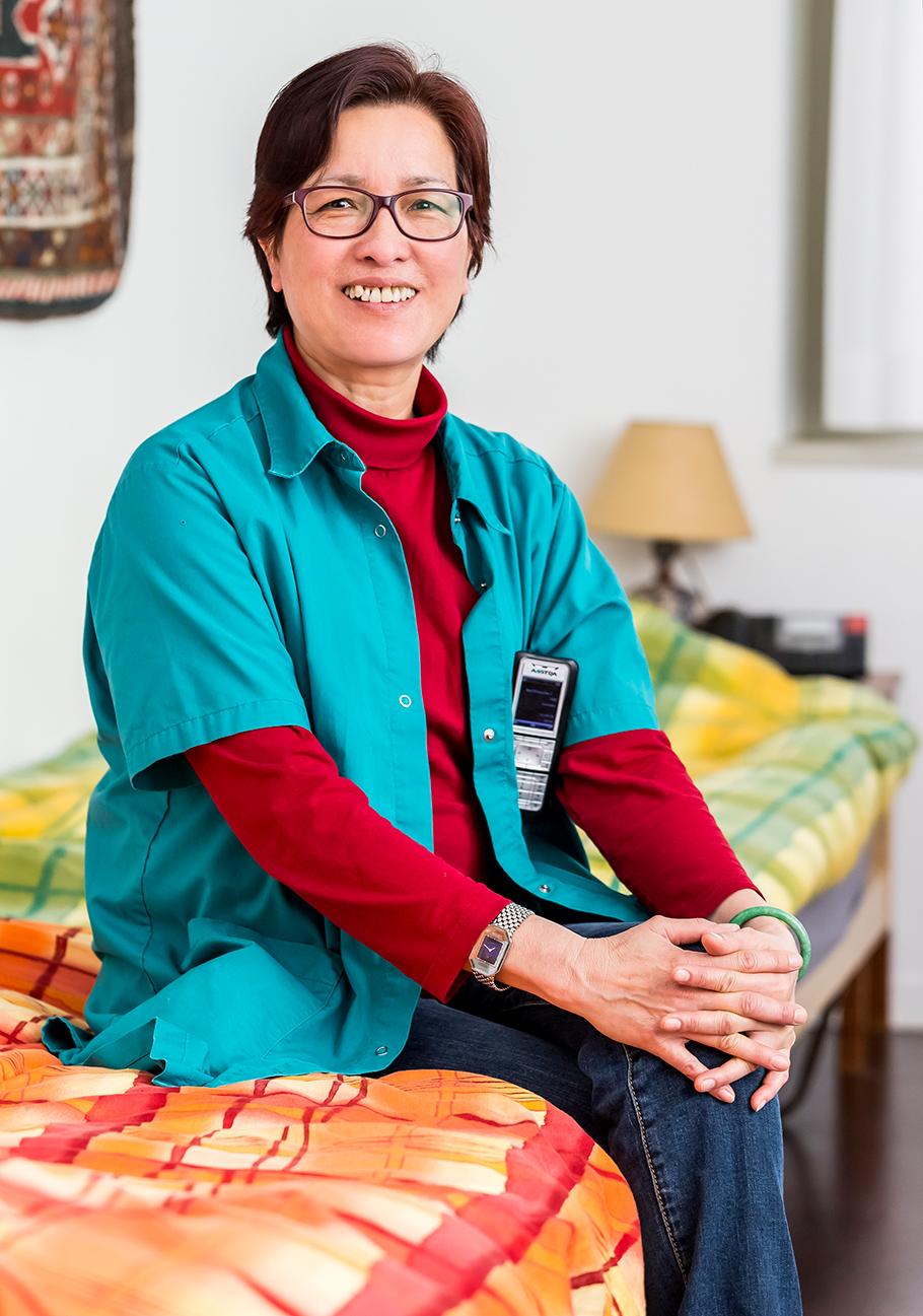 Fotograf Bern, Portrait