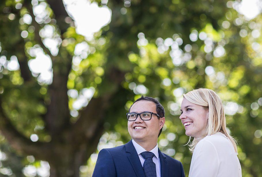 Hochzeitsfotograf Bern | Hochzeit Robyn und Mark
