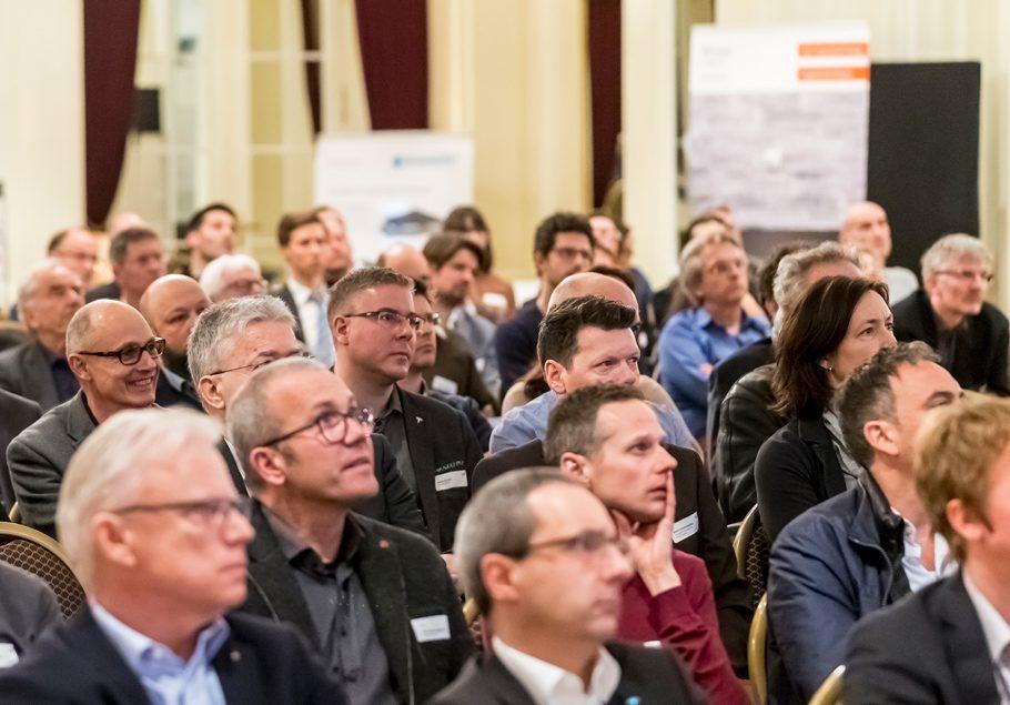 Event-Fotograf Bern, Swisscleantech