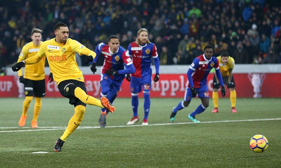 Fotograf Bern, BSC YB - FC Basel, Cup-Halbfinal