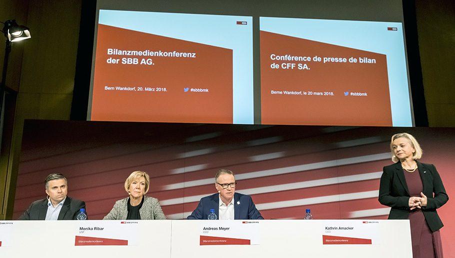 SBB, Bilanzmedienkoferenz, Fotograf Bern