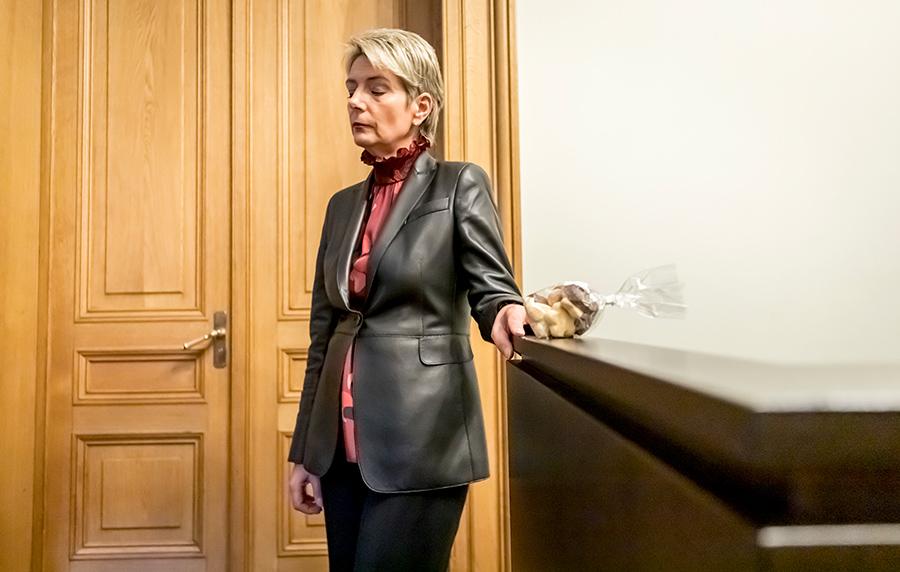 Fotograf Bern, Reportage, Bundesrat Karin Keller-Sutter
